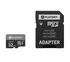 KARTA PAMIĘCI Z ADAPTEREM PLATINET 32GB/90MBs (3)
