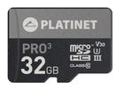 KARTA PAMIĘCI Z ADAPTEREM PLATINET 32GB/90MBs (2)