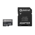 KARTA PAMIĘCI Z ADAPTEREM PLATINET 128GB/90MBs  (2)